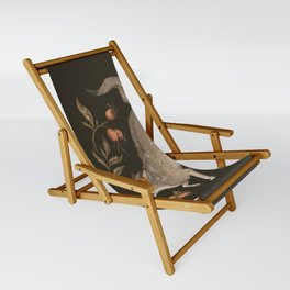 The Wolf and Rose Hips Sling Chair
