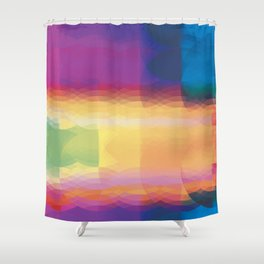 一一 Shower Curtain