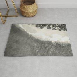 Leave nothing, but your footprints series - III.-  Rug
