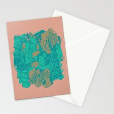 Graphic Junk Stationery Cards