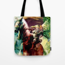 Zelda legend Tote Bag