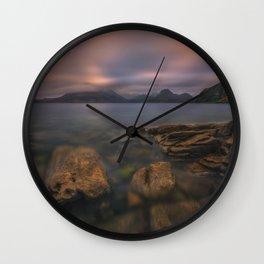 Ealaghol Wall Clock