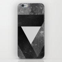 lunar iPhone & iPod Skins featuring Lunar by Wharton