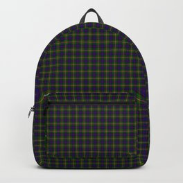 Clan Ranald Tartan Backpack