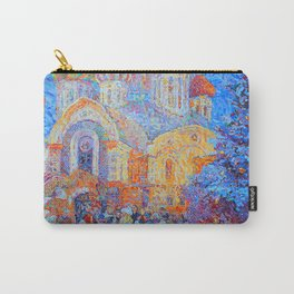 The Temple of the Holy Great Prince Igor of Chernigov in Peredelkino Carry-All Pouch