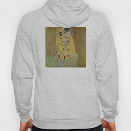 The Kiss - Gustav Klimt Hoody