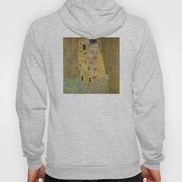 The Kiss - Gustav Klimt Hoody