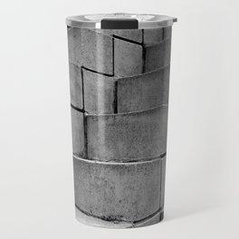 Concrete Thoughts on Concrete Steps Travel Mug