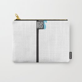 Truth Decay  Carry-All Pouch