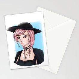 Leda Bunnie Stationery Cards