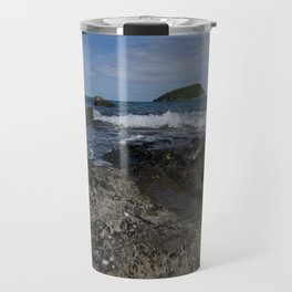 Penmon seascape Travel Mug