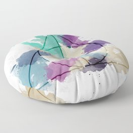The Gifts Floor Pillow