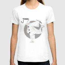 Joker / Pierrot T-shirt