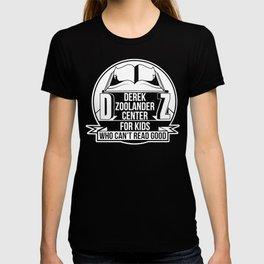 Derek Zoolander Center2 T-shirt