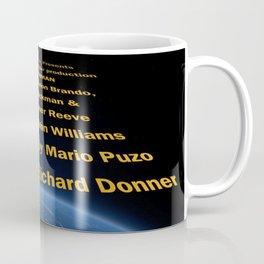 Superman cast & crew Coffee Mug