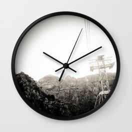 Deep Breathing Wall Clock