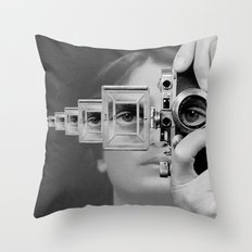 5CM Throw Pillow