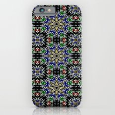 Wild Blueberries iPhone 6s Slim Case