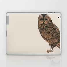 Heaton Owl Laptop & iPad Skin