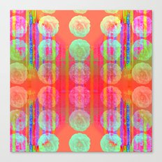 Mod Squad Bloom Canvas Print