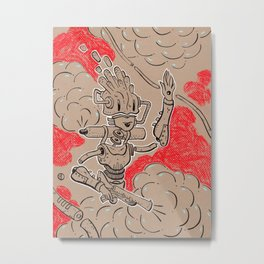 Soldier Metal Print