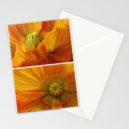 Poppy love Stationery Cards