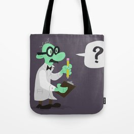 The Questionater Tote Bag