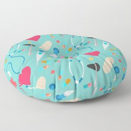 Healthcare Heroes Floor Pillow