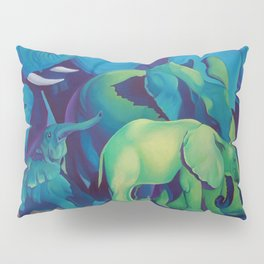 Blue Dreams Pillow Sham