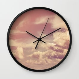 The Neverending Wall Clock