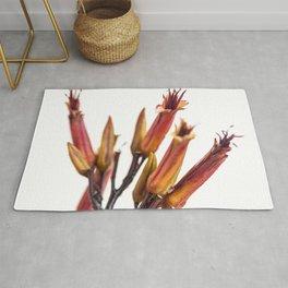 Palm Flowers Rug