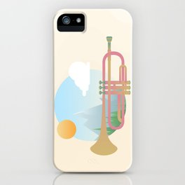 Summer Ballad iPhone Case
