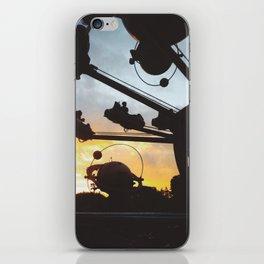 Astro Orbitor iPhone Skin