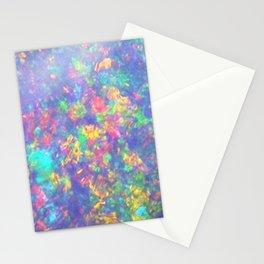 Purple Opal Stationery Cards
