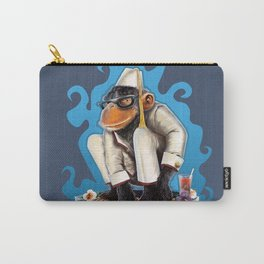 Cosmo At The Moon Palace Carry-All Pouch