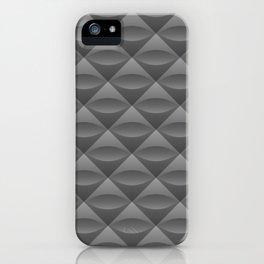 Dimples & Diamonds iPhone Case