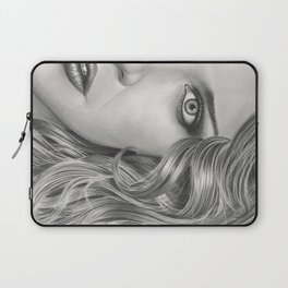 Half Portrait Laptop Sleeve