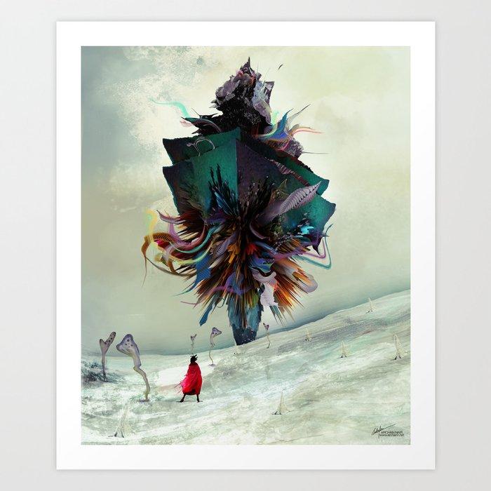 Soh:adoe Art Print