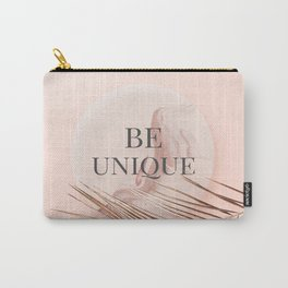 Be Unique Carry-All Pouch