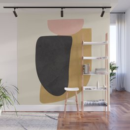 Abstract Shapes 34 Wall Mural