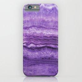 Mystic Stone Wild Violet iPhone Case