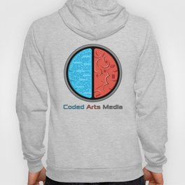 Coded Arts Media Hoody