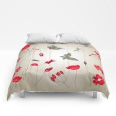 Tatemae Japanese Ochre Comforters