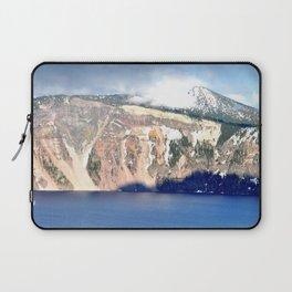 MOUNTAINS AROUND CRATER LAKE - OREGON Laptop Sleeve