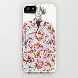Try it on, Girl! iPhone Case