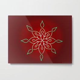 Christmas Artwork #12 (2018) Metal Print