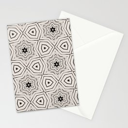 Paper Stars Stationery Cards
