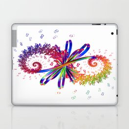 Love Potion Number Nine Laptop & iPad Skin