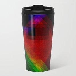 Abstract Time, No. 6 Travel Mug