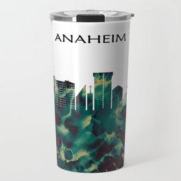 Anaheim Skyline Travel Mug